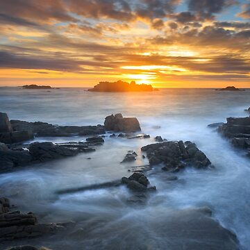 Sunset at Cobo by chris2766