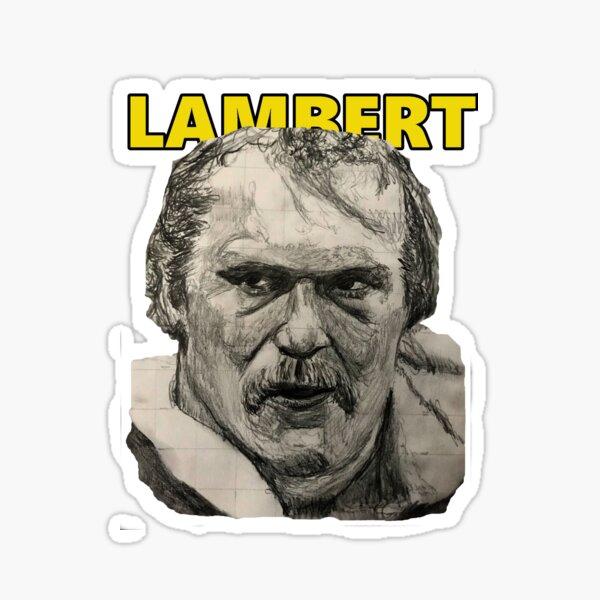 Pittsburgh Legends - LAMBERT Sticker