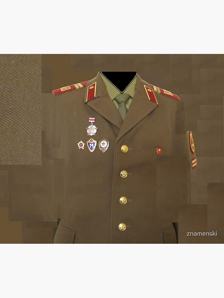 Soviet army by znamenski