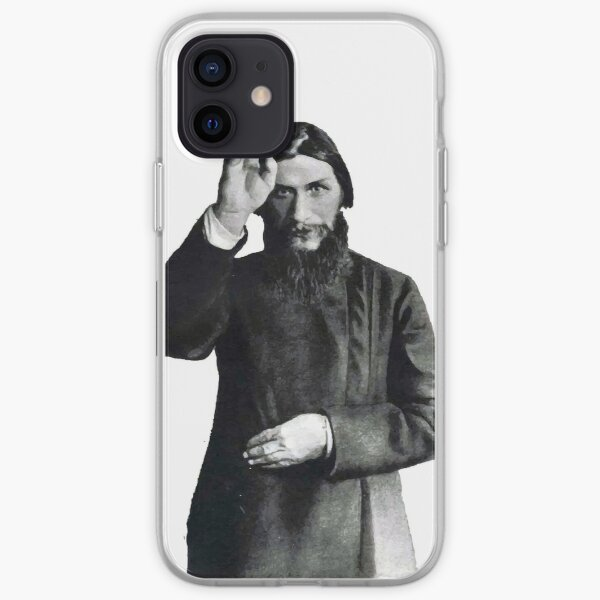 Rasputin  iPhone Soft Case
