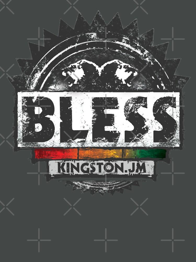 bless reggae by Periartwork