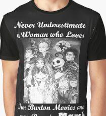 Tim Burton T-Shirts and More Graphic T-Shirt