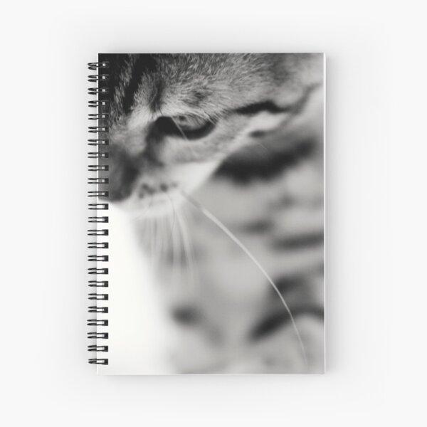 Intention Spiral Notebook