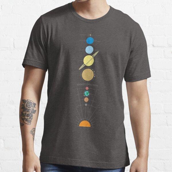 Star System Minimal Graphic [Sol] Camiseta esencial