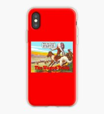 The Wagon Train iPhone Case