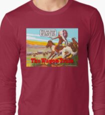 The Wagon Train Long Sleeve T-Shirt