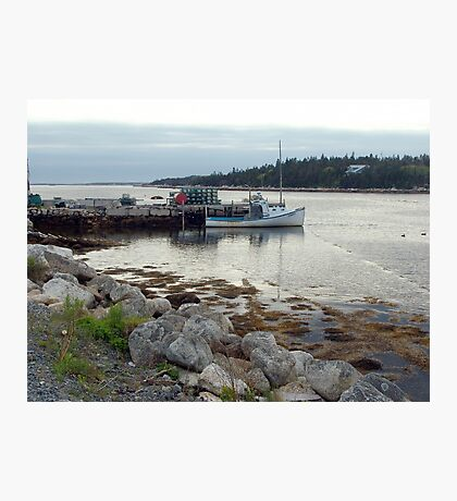 West Pennant,Nova Scotia Photographic Print