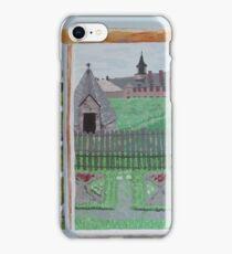 Louisbourg Window iPhone Case/Skin