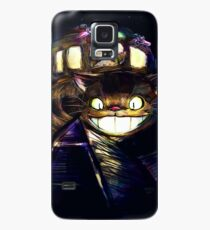 Cat Bus and Totoro are in Your Town Case/Skin for Samsung Galaxy