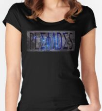 The Pleiades Women's Fitted Scoop T-Shirt