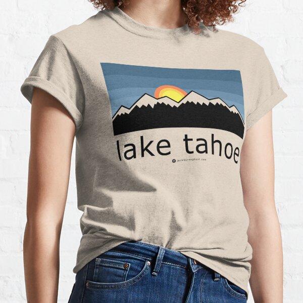Lake Tahoe California Nevada Classic T-Shirt