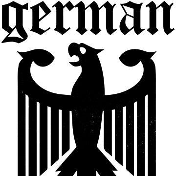 0% German. No German citizen by RAWWR