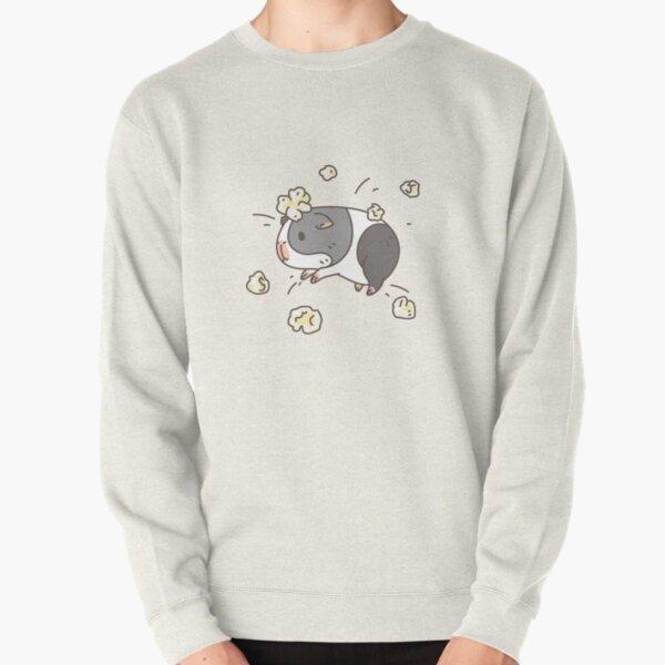 Guinea pig pattern, popcorning  Pullover Sweatshirt