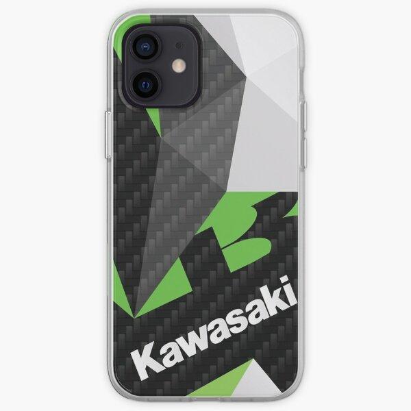 Kawasaki Fractals iPhone Soft Case