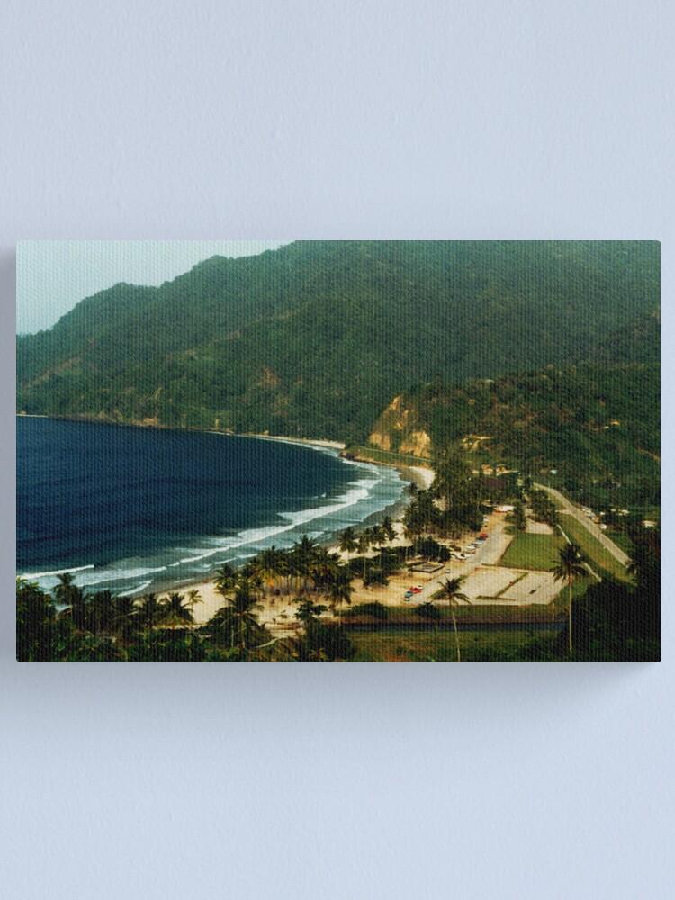 Alternate view of Maracas Bay Canvas Print