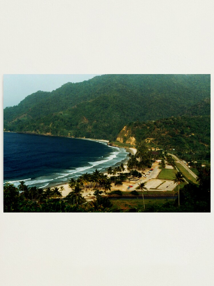 Alternate view of Maracas Bay Photographic Print
