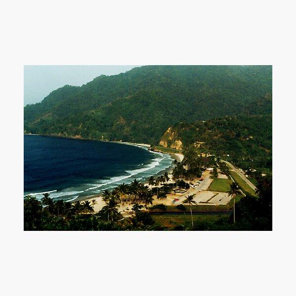 Maracas Bay Photographic Print
