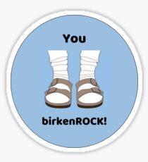 birkenstock Sticker