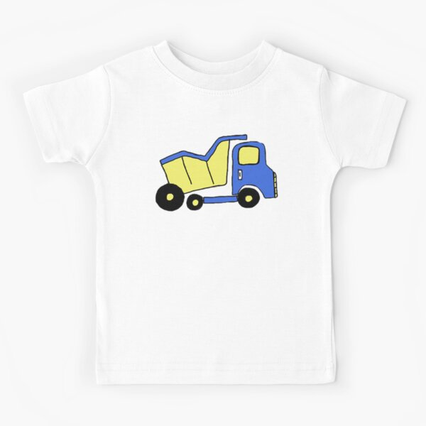 Dump Truck - Boys Kids T-Shirt