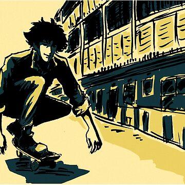 Skateboard by d2071