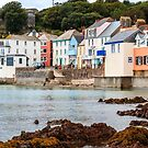 Kingsand Cornwall - an unspoilt smuggling village by Chris Warham