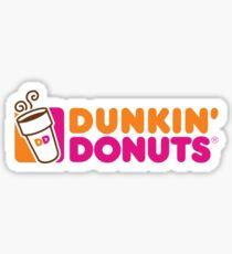 Pegatina Dunkin Dounuts