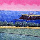Pink Sky by patrickraymond