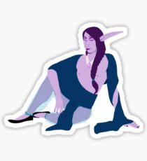 Magical Elf Zaany Sticker
