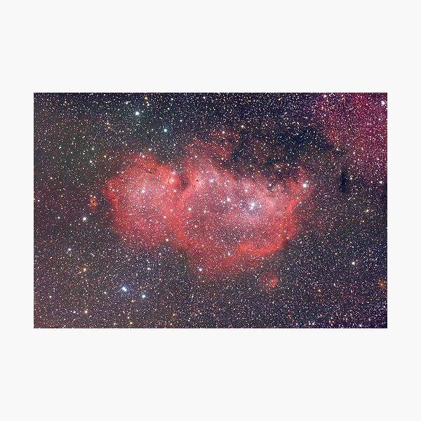 IC 1848 - Soul Nebula Photographic Print