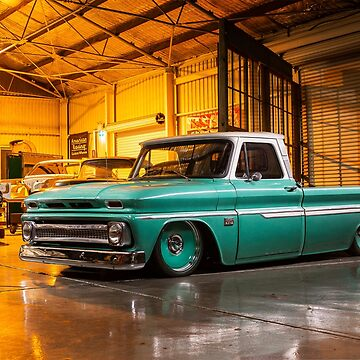 United Speed Shop Chevrolet C10 Truck by HoskingInd