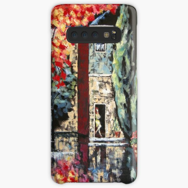 Lady in Wait Samsung Galaxy Snap Case