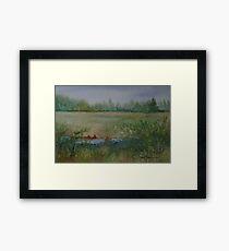 Land That I Love WC151208u-13 Framed Print