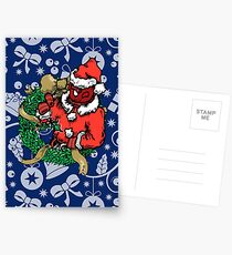 HOLIDAY CARD Postcards