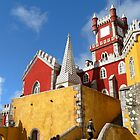 Pena Palace by quirinusriddle