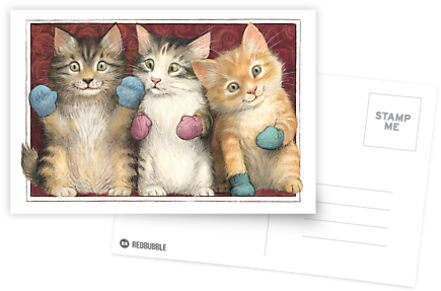 Three Little Kittens by Petra Brown