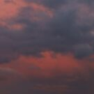 Background of colourful sky by fotorobs
