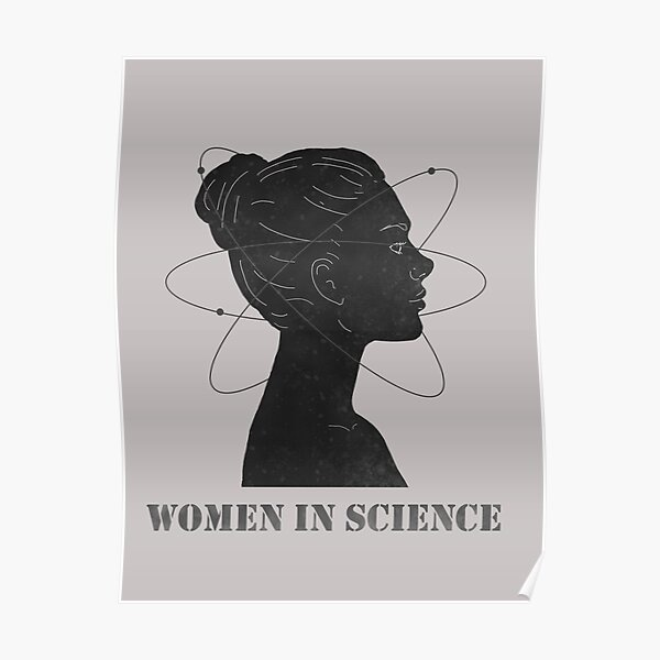 Women March for Science Poster