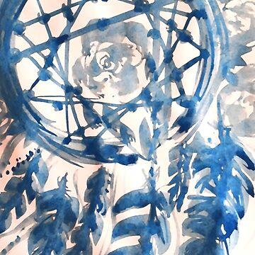 Blue Dreams  by imye