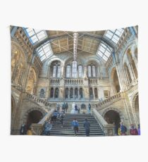 Natural History Museum Wall Tapestry