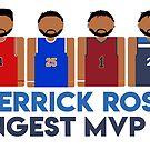 «Derrick Rose » de nbagradas
