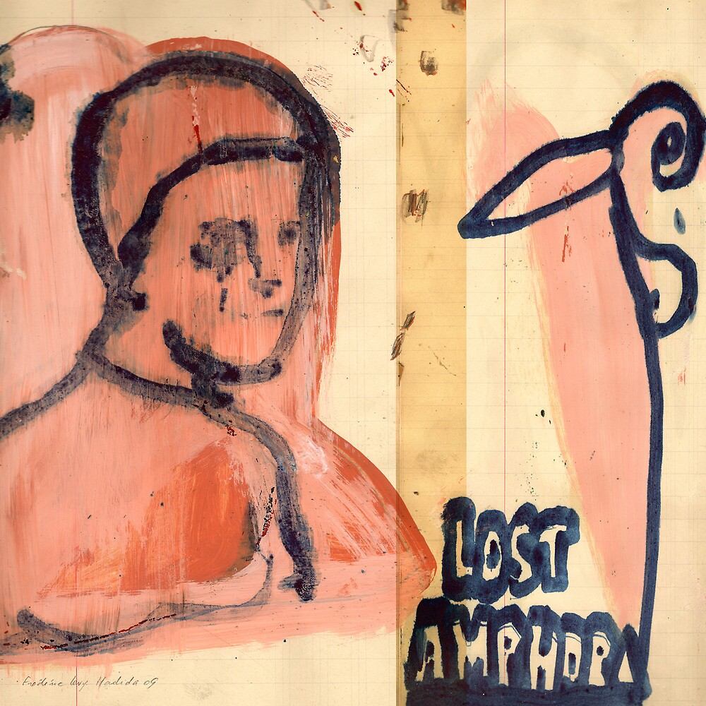 lost amphora by frederic levy-hadida
