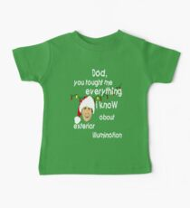 Clark Griswold Weisheit Baby T-Shirt