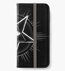 Illuminati Eye of Providence Pentagram iPhone Wallet/Case/Skin