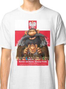 Bartek and Barta the Swamp Trolls Classic T-Shirt