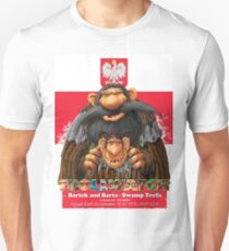 Bartek and Barta the Swamp Trolls Unisex T-Shirt