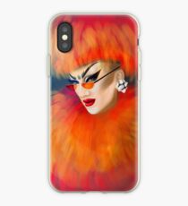 sasha in vogue germany iPhone Case