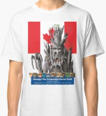Stumpy the Primordial Forest  Troll Classic T-Shirt