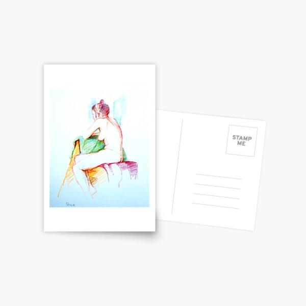 Antonia 04  Postcard