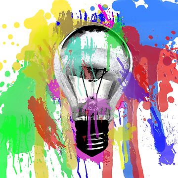 Paint Bulb by YellowLion