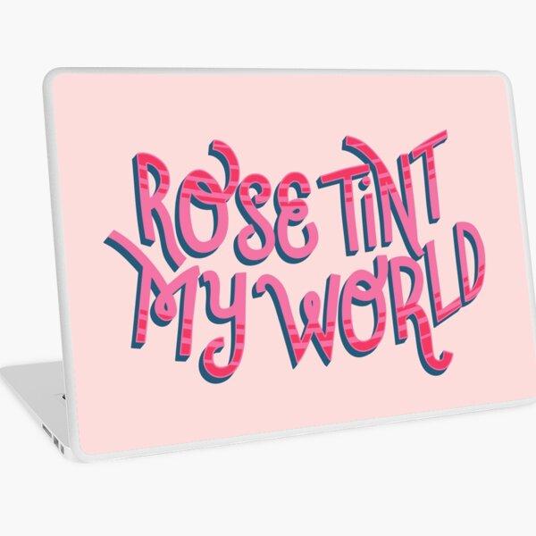 Rose tint my world (RHPS) Laptop Skin